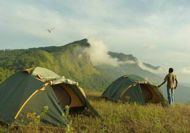 Tent Stay & Gallery u2013 gatikallu home stay